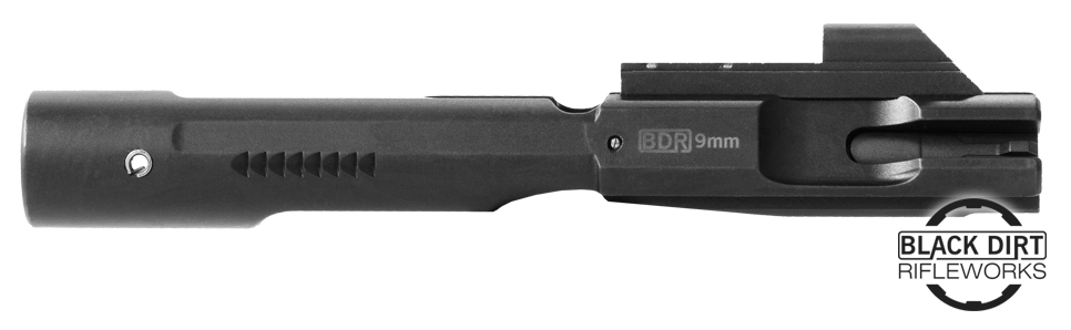 Black Dirt Rifleworks 9MM PCC Blow Back BCG