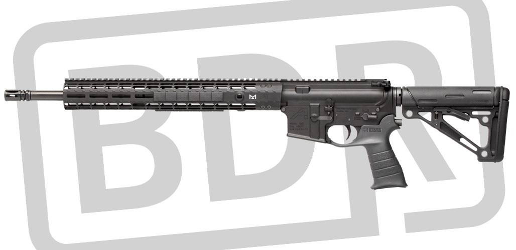 Black Dirt Rifleworks Predator308 AR10 Rifle