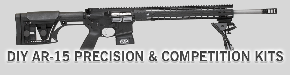 DIY AR-15 Precision & Competition Kits