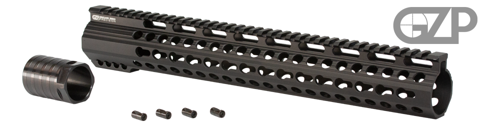 DPMS high profile free float handguard