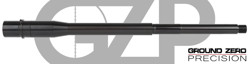 "Ground Zero Precision 16"" SOCOM .308 WIN AR-10 Barrel"