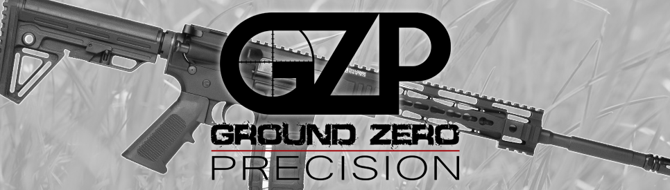 Ground Zero Precision AR 15 Lower Parts Kit