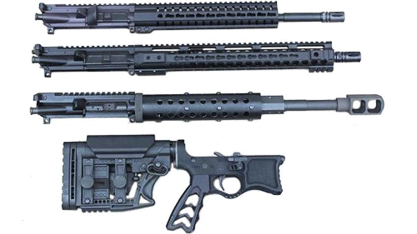 Three Awesome AR Uppers - American Rifleman