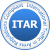ITAR International Traffic in Arms Regulations Compliant Manufacturer