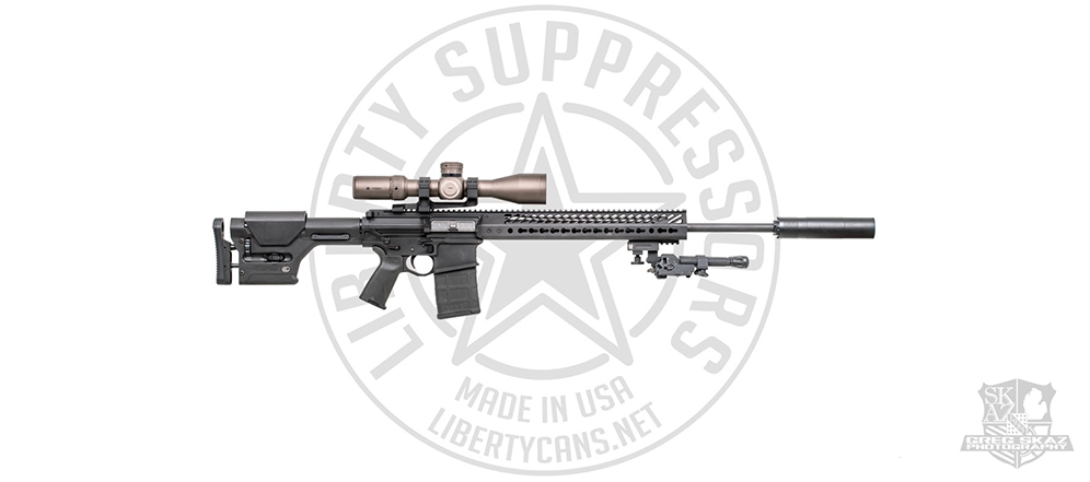 Liberty Suppressors Mystic X