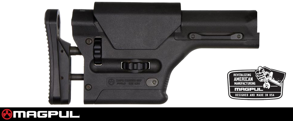 Magpul PRS 308 Stock - Black