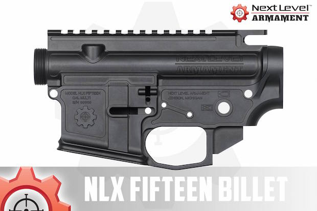 Next Level Arms NLX15 Billet Receiver Set