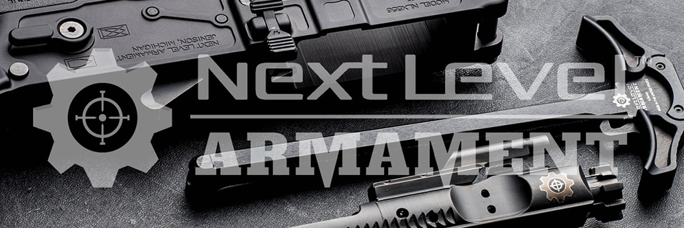 Next Level Armament 308 Stripped Lower Receiver