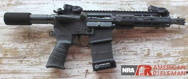 Building AR-15 Pistols At Home by American Rifleman Magazine