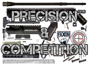 AR-15 Competition Kits