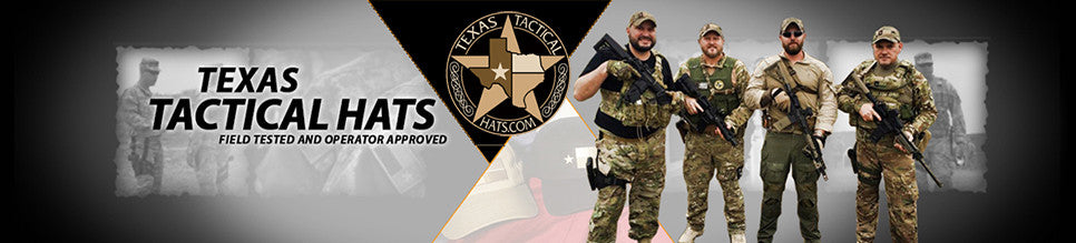Texas Tactical Hats