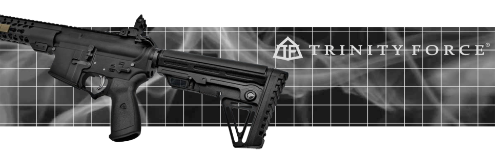 Trinity Force Flip-up Tactical Sights FS72