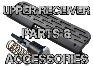 Upper Receiver Parts & Accessories for AR .308 Rifles