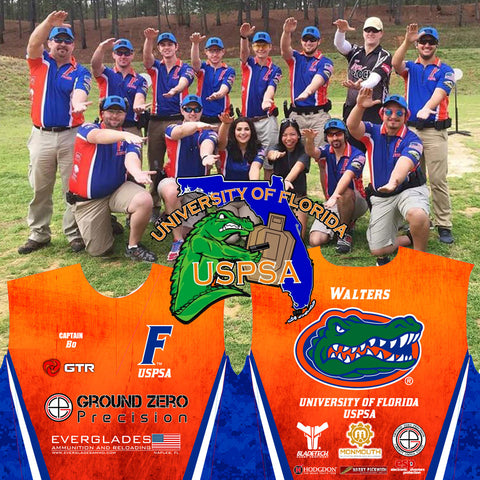 University of Florida USPSA Team Sponsorship