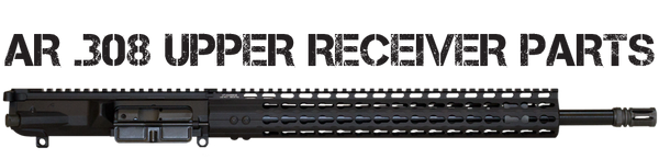 AR .308, LR308 and variant parts, components and upgrades for upper receiver