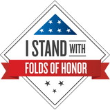 Ground Zero Precision Stands With Folds Of Honor