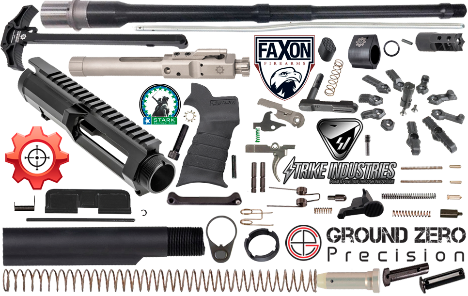 "18"" .308 AR Ultimate Project Build Kit (1)"