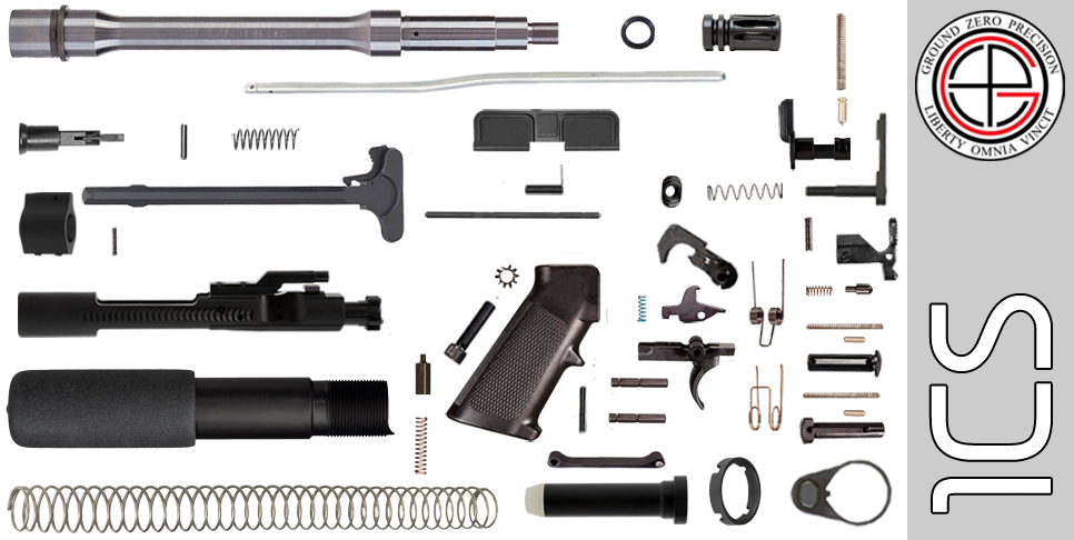 AR-15 Pistol Kit 1CS