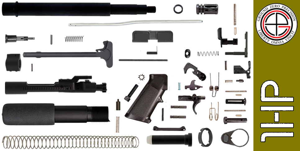 AR-15 Pistol Kit 1HP