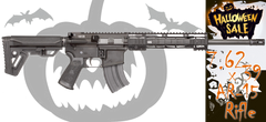 Black Dirt Rifleworks BrushBuster 7.62 X 39 AR 15 Rifle