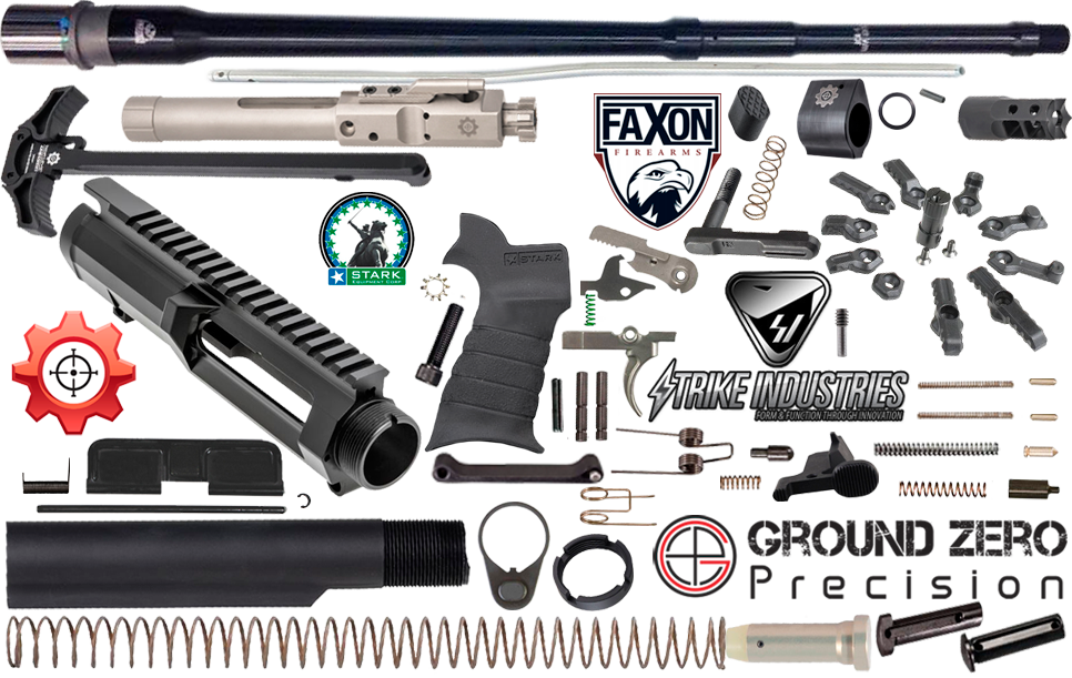 "20"" .308 AR Ultimate Project Build Kit (1)"