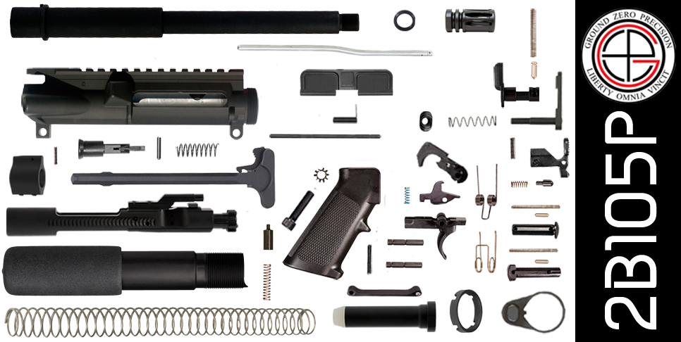 AR-15 Project Kit 2B105P