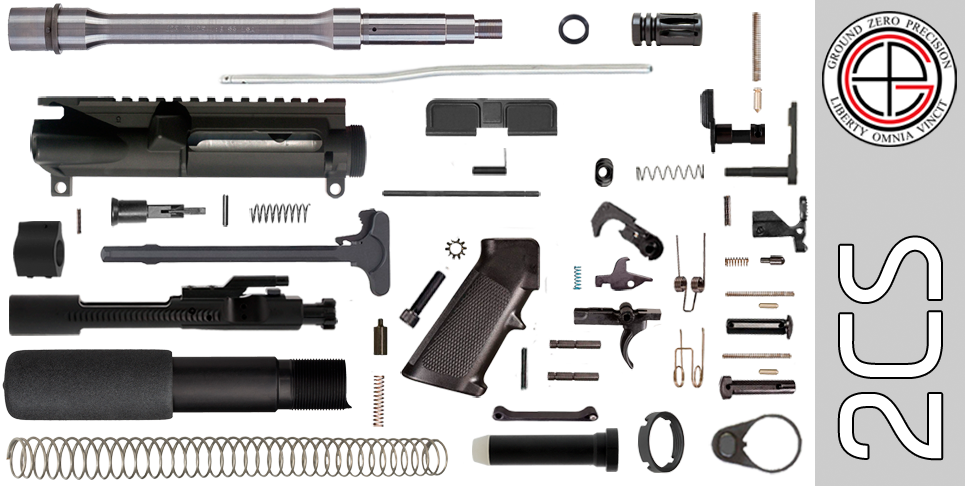 AR-15 Pistol Kit 2CS