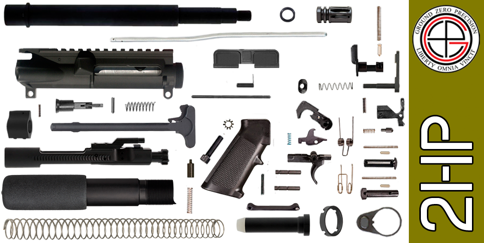 AR-15 Pistol Kit 2HP