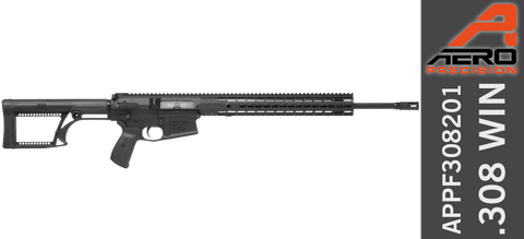 "Aero Precision M5E1 Complete Rifle, 20"" ""Big Gunner"" .308 QPQ Rifle-Length Barrel"