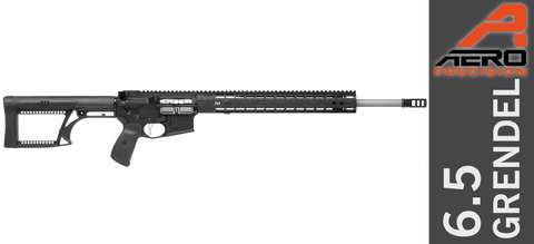 "Aero Precision M4E1 Enhanced 20"" Ultra-Match 6.5 Grendel X1"