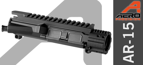 Aero Precision AR-15 M4E1 Enhanced Upper Receiver - Assembled