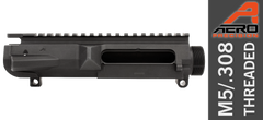 Aero Precision M5 Threaded Stripped AR10 Upper Receiver