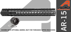 "Aero Precision 15"" Enhanced Keymod AR15 Handguard"