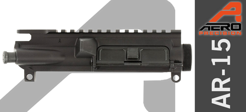 Aero Precision AR-15 Upper Receiver - Assembled
