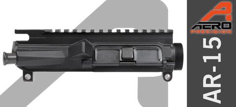 Aero Precision AR-15 M4E1 Threaded Upper Receiver - Assembled