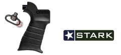 Stark Equipment ANG AR Grip with QD Sling Mount (Black)