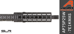 AR 15 .223 5.56 Pistol Upper with SLR Rifleworks