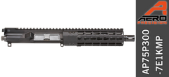 "7.5"" Aero Precision 300 Blackout AR 15 Upper Receiver"