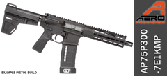 AR 15 300 Blackout Pistol