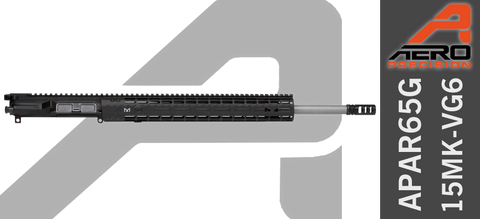 "20"" Aero Precision & Ballistic Advantage M4E1 Enhanced Ultra-Match 6.5 Grendel Upper Receiver"