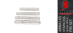 Stainless Steel 4 Pin Kit Set for Glock Gen 4