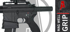 Mag Well Grip for AR15