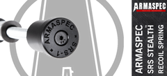Armaspec Stealth 9mm captured spring for AR15