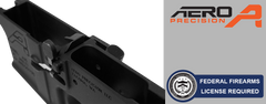 Aero Precision Stripped Ambi AR15 Lower Receiver