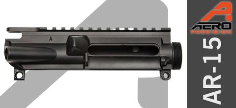 Aero Precision Stripped AR-15 Upper Receiver