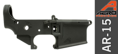 Aero Precision Stripped Ambi Lower Receiver