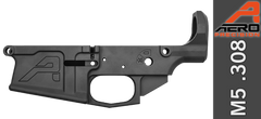 Aero Precision M5 Stripped Lower Receiver