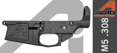 Aero Precision M5 Stripped AR10 Lower Receiver