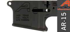 Aero Precision Texas AR 15 Lower
