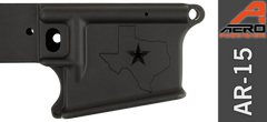Texas Edition AR-15 Lower Receiver